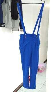 Celana kodok coboy jumpsuit