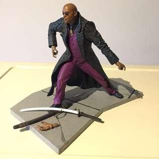 "6"" Mcfarlane The Matrix series 1 Morpheus (incomplete)"