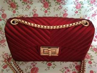 Red Hand Bag (NEW)