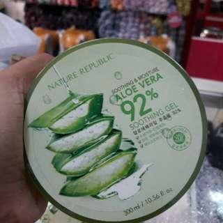 Nature republik 100% original korea ( uang kembali jika palsu)