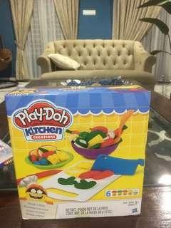Playdoh Kitchen