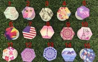 Hexagon Pop Sockets💕