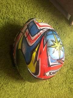 Helmet shoei daijiro