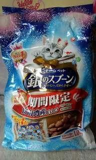 🚚 【kiki貓咪專業賣場】【銀湯匙期間限定飼料】