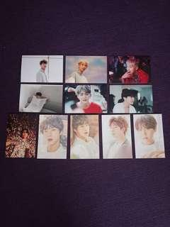 [Readystock] BTS Exhibition Live Photos and Postcards