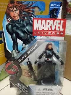 Marvel universe black widow