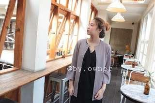 Outer hijabers grey