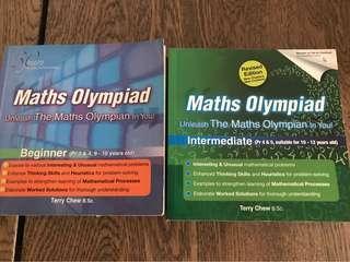 Maths Olympiad #提升數學興趣