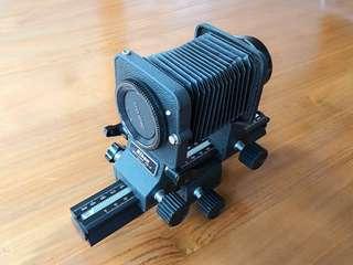 Nikon Macro PB6 Extension for Nikon camera & lens