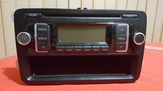 Volkswagen Polo RCD210 radio