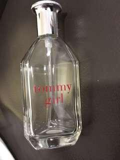 Tommy girl 香水空瓶 empty bottle