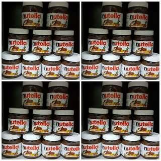 Nutella Spread 350gm (Glass Jar)