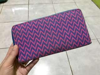 Pre-Loved: Stripes Wallet