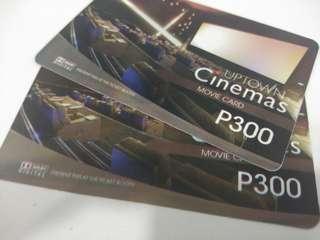2 Uptown Cinema Tickets