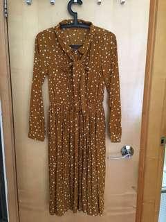 Vintage dress 復古裙