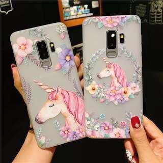 Note 9 unicorn casing