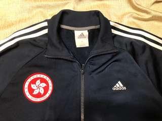 Adidas 香港隊隊衣(連港隊章及香港字樣)