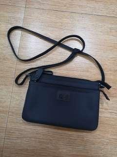 Authentic lacoste sling bag