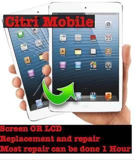 iPad Repair, Touch Screen Repair, Phone Repair, IPad battery