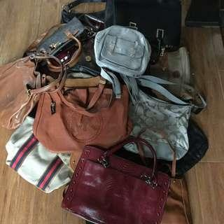Pre loved bags from US