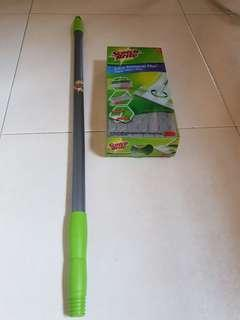 Scotch Brite Easy Sweeper Plus Paper Wiper Mop