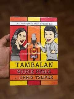 Tambalan Nicole Hiyala and Chris Tsuper