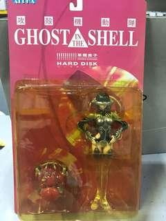 Ghost in the shell hard disk