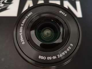 Sony 16-50mm PZ f3.5-5.6 Kit Lens