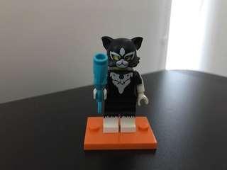 Lego series 18 Cat Costume Girl minifigure minifig costume