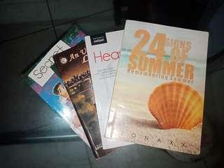 Wattpad Books (bundle)