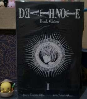 DEATHNOTE BLACK EDITION V1