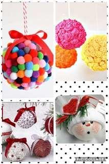 Styrofoam balls 5cm