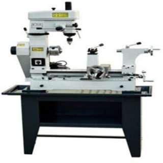 HQ400/3AN HQ400/3BN Mini Bench Top Combination Lathe Milling Machine