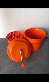 Commercial dynamic salad spinner 10L