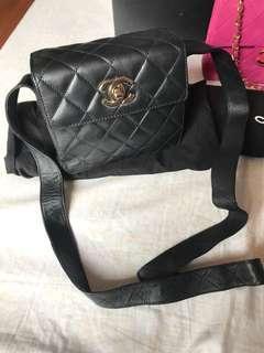 Chanel lambskin vanity box sling bag - collector's piece
