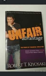 Unfair advantage by rich dad