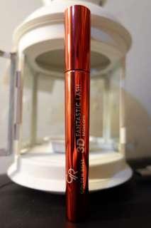 3D fantastic lash mascara golden rose