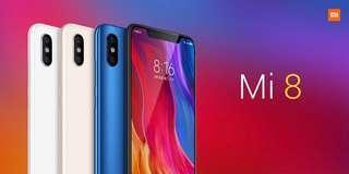 🚚 Xiaomi mi 8