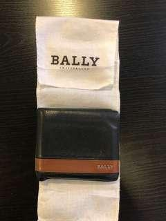 Bally wallet bought from Pavillion