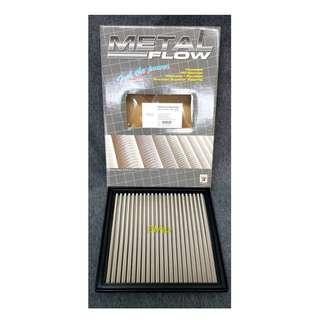 DMAX UTR Metal Mesh High Flow Air Filter.