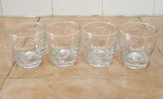 Guinness small glass cup 4