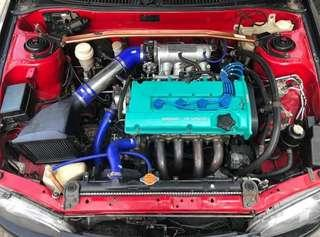 Engine Bay Murah