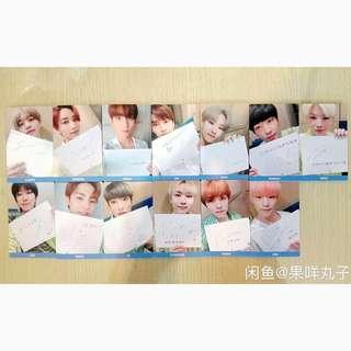 [wts] seventeen ymmd taiwan press photocards