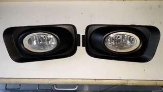 Honda fog lamp