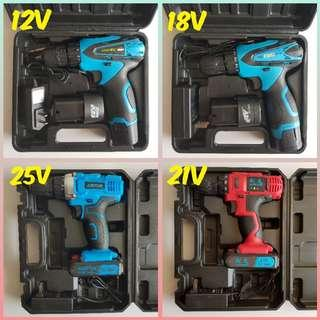 Cordless Drill Collection