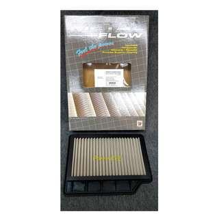 Preve CFE UTR Metal Mesh High Flow Air Filter.