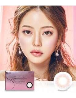 BN INSTOCK Olens korean spanish series in real peach