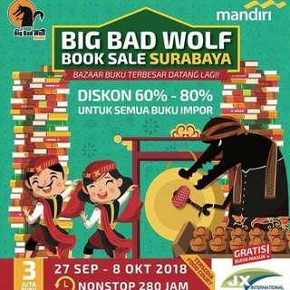 Jastip BBW BOOK SALE
