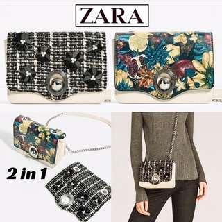 Boom sale ! Zara 2 in 1 interchangable
