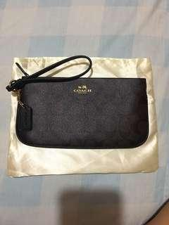 REPLICA! BRANDNEW UNUSED COACH LARGE WRISTLET